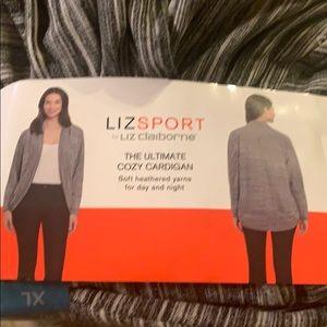 Brand new Liz Claiborne cozy cardigan